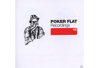 VARIOUS - ALL IN! 10 YEARS POKERFLAT - (CD)