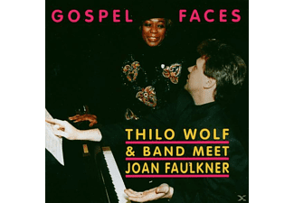 Thilo Big B Wolf - Gospel Faces - (CD)