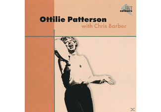 Patterson,Ottilie & Barber,Chris - Patterson/Barber - (CD)
