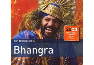 VARIOUS - The Rough Guide To Bhangra (Second Edition) (+ [Doppel-cd] - (CD + Bonus-CD)
