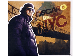VARIOUS, Oscar G. - Live From Nyc [CD]