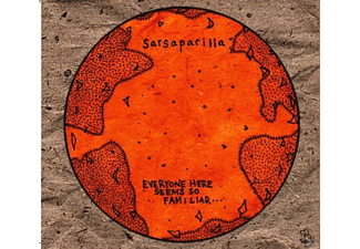Sarsaparilla - Everyone Here Seems So Familiar... [CD]