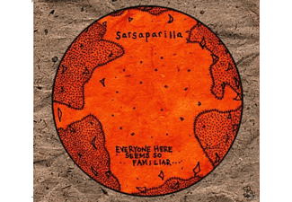 Sarsaparilla - Everyone Here Seems So Familiar... - (CD)