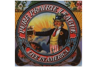 Pure Prairie League - Live In America - (CD)