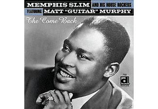 Memphis Slim - The Come Back - (CD)