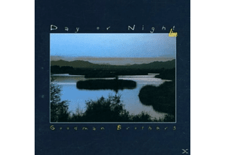 Goodman Brothers - Day Or Night Live - (CD)