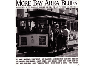 VARIOUS - More Bay Area Blues-Vol.2 - (CD)