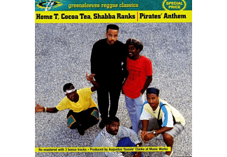 Shabba Ranks, Ranks, Shabba / Home T & Tea, Cocoa - Pirates Anthem - (CD)