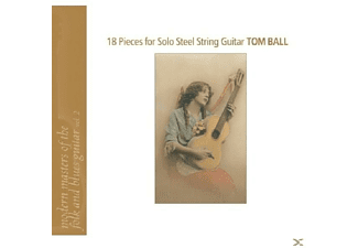 Tom Ball - 18 Pieces For Solo String - (CD)