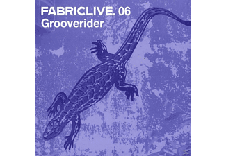 Grooverider - Fabric Live 06 - (CD)
