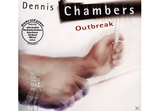 Dennis Chambers - Outbreak - (CD)