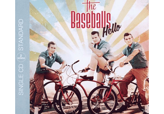 The Baseballs - Hello (2track) - (5 Zoll Single CD (2-Track))
