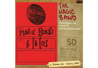 Magic Band - Oxford, Uk-June 6, 2005 - (CD)