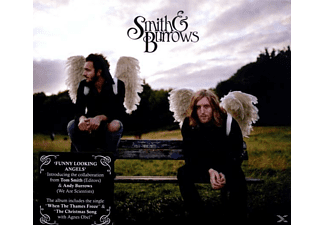 Smith & Burrows - Funny Looking Angels - (CD)