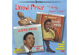 Lloyd Price - Talking About Love - (CD)
