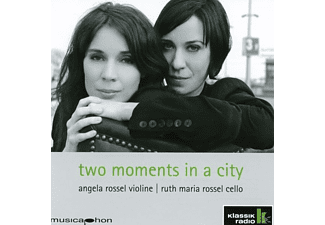 Rossel,Angela/Rossel,Ruth Maria - Two Moments In A City - (CD)