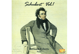 Bernard Roberts - Bernard Roberts plays Schubert - (CD)