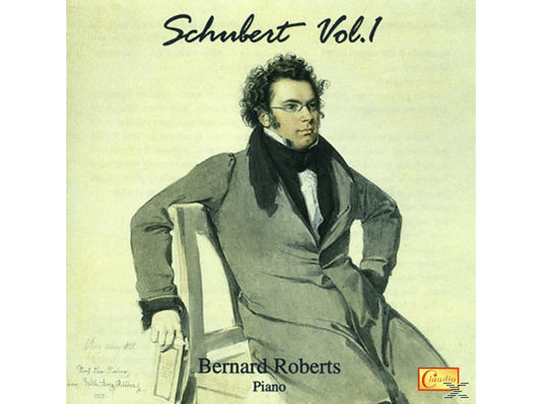 Bernard Roberts - Bernard Roberts plays Schubert [CD]