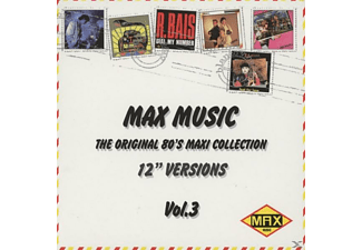 VARIOUS - I Love Max Music Vol.3 - (Sonstiges)