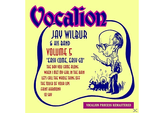 Jay & His Band Wilbur - Vol.5-Easy Come,Easy Go - (CD)
