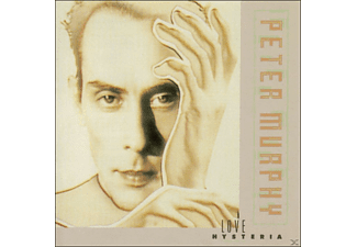 Peter Murphy - Love Hysteria - (CD)