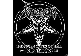 Venom - The Seven Gates Of Hell Singl. - (CD)