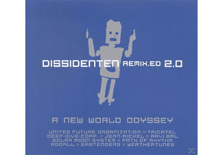 Dissidenten - Remix.Ed 2.0-A New World Odyssey [CD]