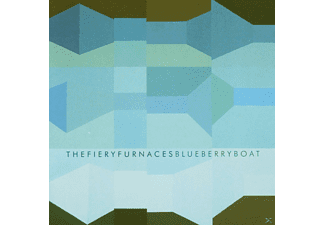 The Fiery Furnaces - Blueberry Boat - (CD)