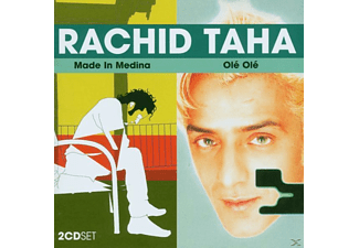 Rachid Taha - Made In Medina/Ole Ole - (CD)