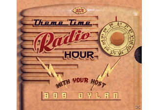 VARIOUS - Theme Time Radio Hour With Bob Dylan - (CD)