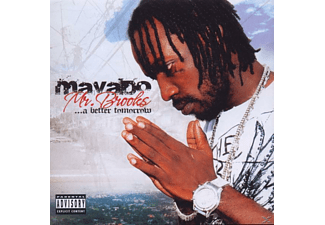 Mavado - Mr.Brooks...A Better Tomorrow [CD]