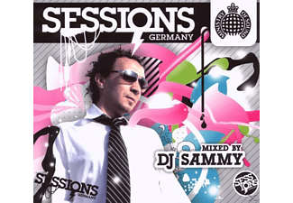 VARIOUS - Sessions Germany-Mixed By Dj Sammy [CD]