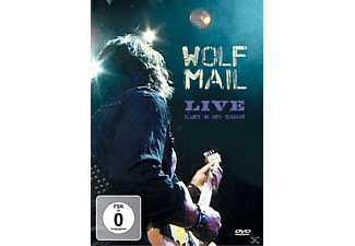 Wolf Mail - Live Blues In Red Square - (DVD)