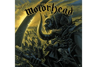 Motörhead - We Are Motörhead - (CD)