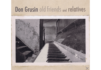 Don Grusin - Old Friends And Relatives - (CD)