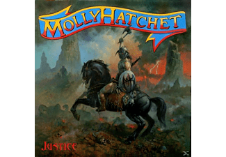 Molly Hatchet - Justice - (CD)