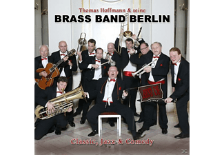 Thomas & Seine Brass Band Berlin Hoffmann - Best Of-Classic, Jazz & Comedy - (CD)
