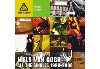 Niels Van Gogh - All The Singles 1998-2008 -Best Of - (CD)