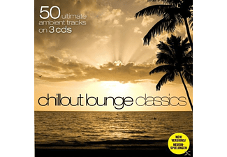 VARIOUS - Chillout Lounge Classics - (CD)