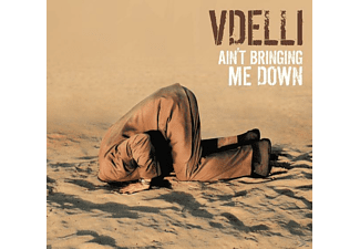 Vdelli - AINT BRINGING ME DOWN - (CD)