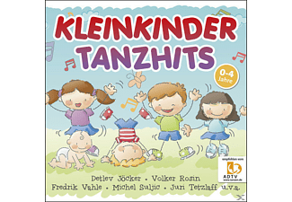 VARIOUS - Kleinkindertanzhits - (CD)