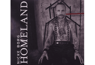 Nicke Borg Homeland - Chapter 2 (Ltd.Digipak Edit.) - (CD)