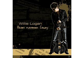 Willie Logan - Blues Flavored Candy - (CD)