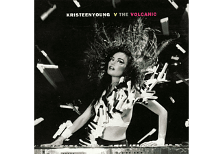 Kristeen Young - V The Volcanic - (CD)