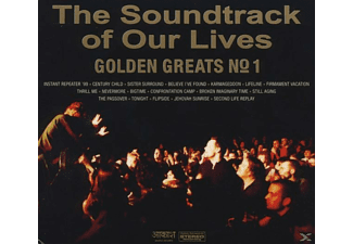 The Soundtrack Of Our Lives - Golden Greats No.1 - (CD)