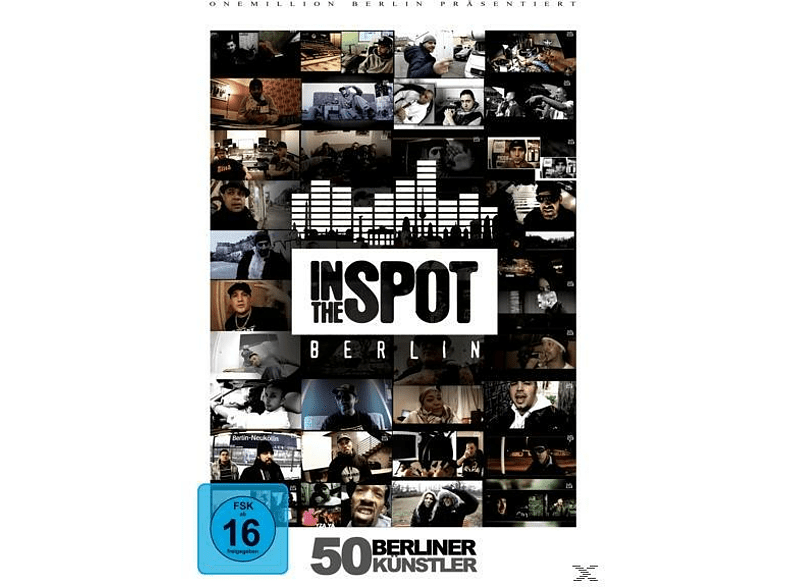 Kool Savas, Chakuza, Frauenarzt - In The Spot Berlin [DVD]