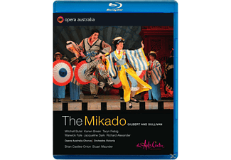 Castles-Onion/Butel/Breen/+ - The Mikado - (Blu-ray)