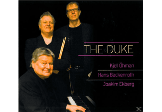 Kjell Trio Öhman - The Duke - (CD)