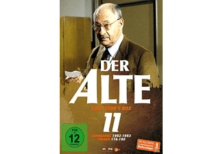 Der Alte - Collector's Box Volume 11 (Folgen 176-190) - (DVD)