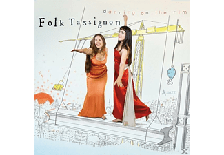 Folk Tassignon - Dancing On The Rim - (CD)